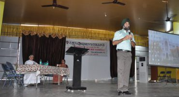 Orientation Programme For Students 2018