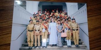 NCC - Patna Women's College