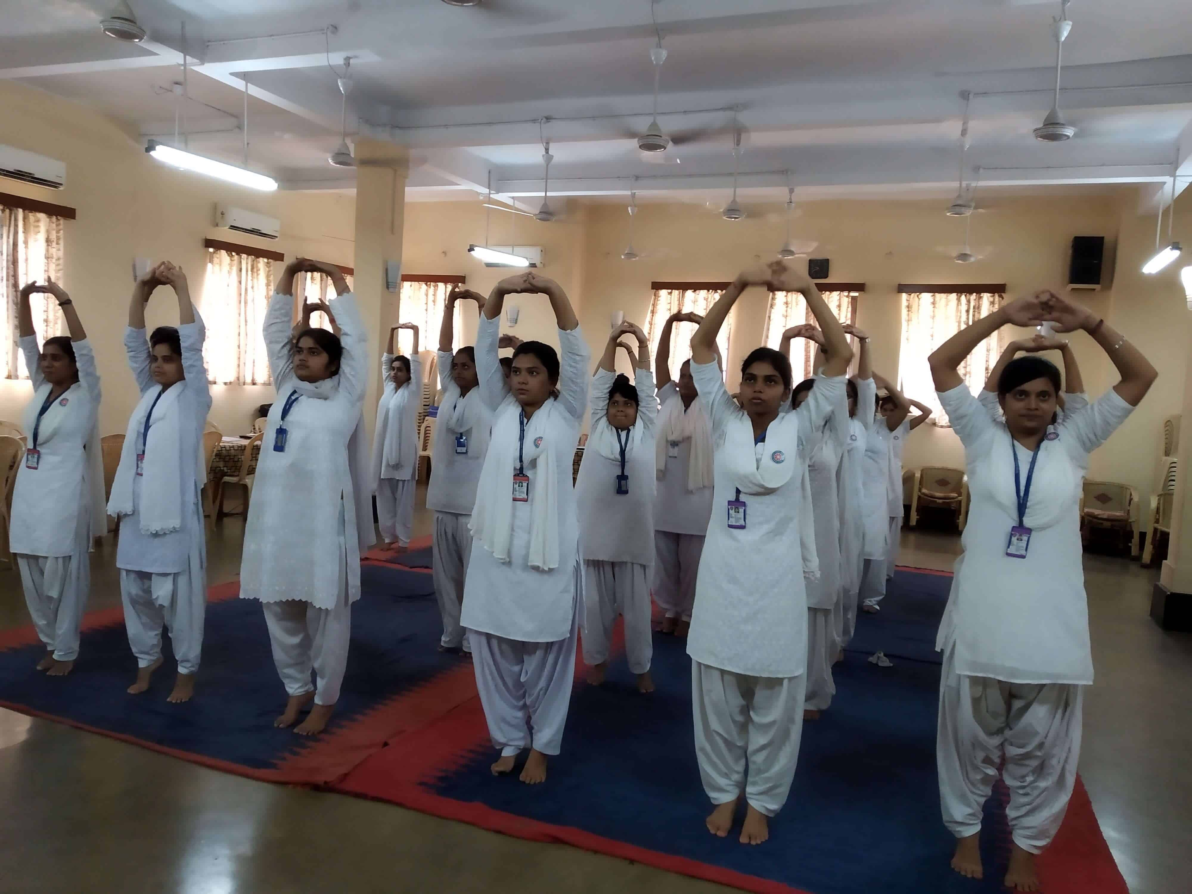 Best College in Patna | Yoga Day